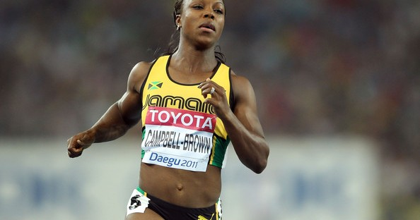 Veronica Campbell Brown IAAF World Athletics