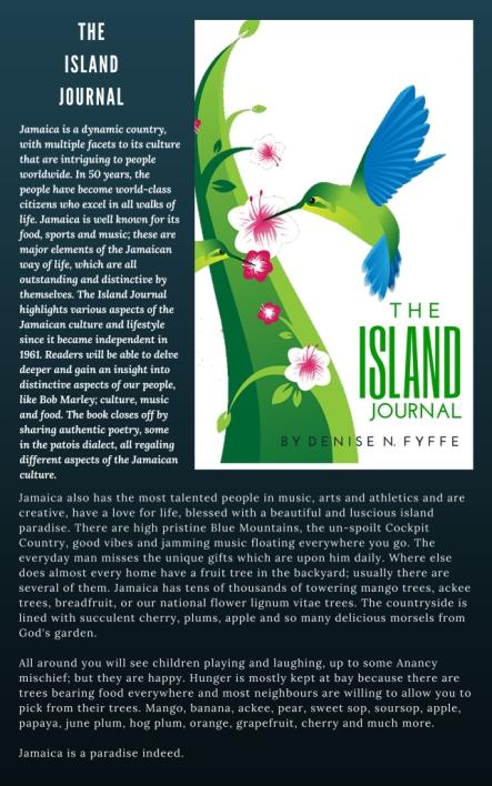 The Island Journal by Denise N. Fyffe