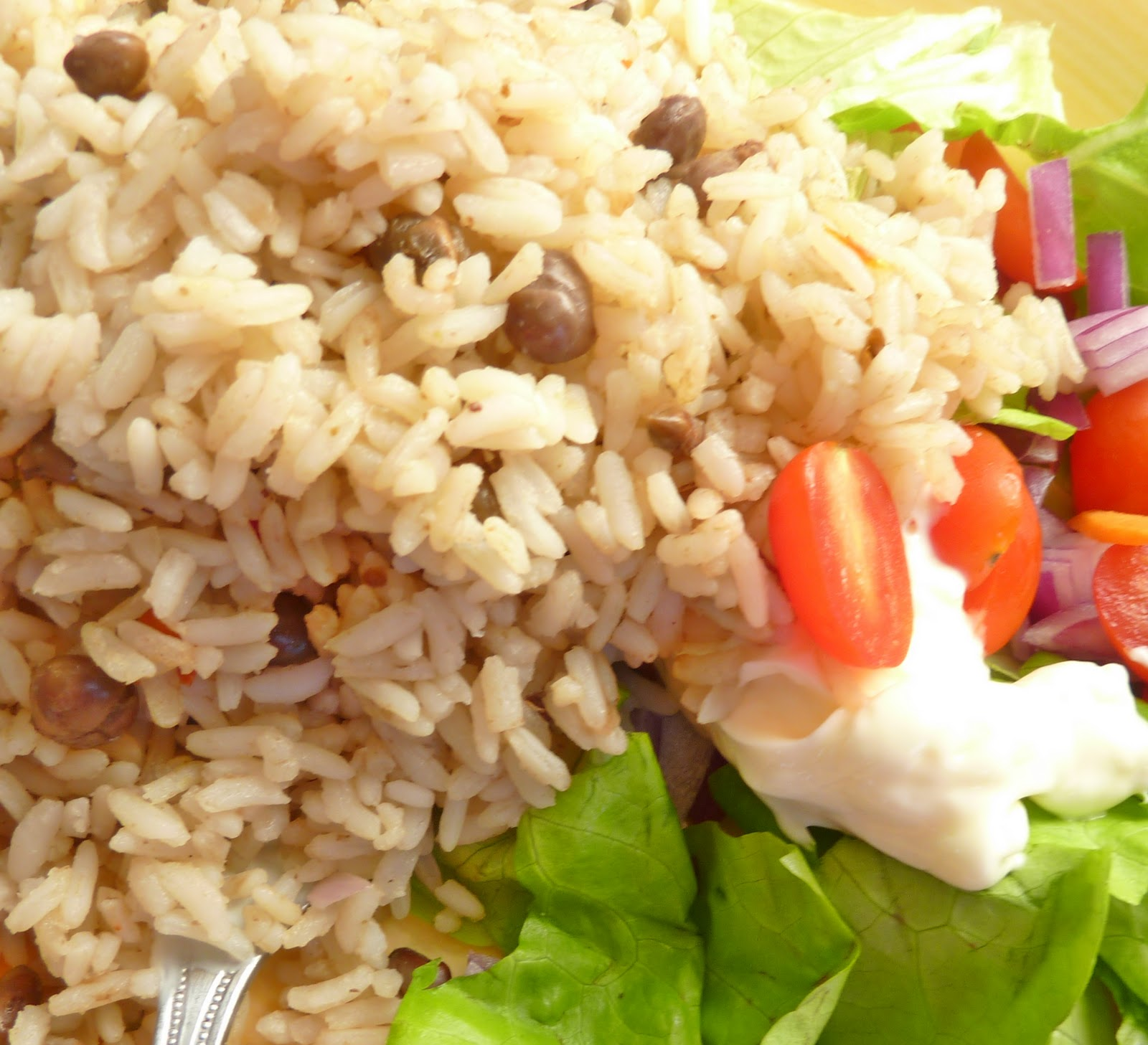 Recipe of the Day: Jamaican Gungo Peas and Rice