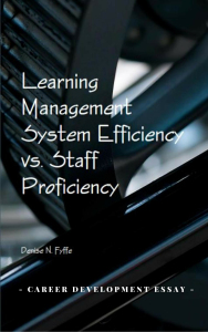 LMS system efficiency book cover v3