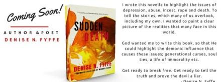 Sudden Death book banner
