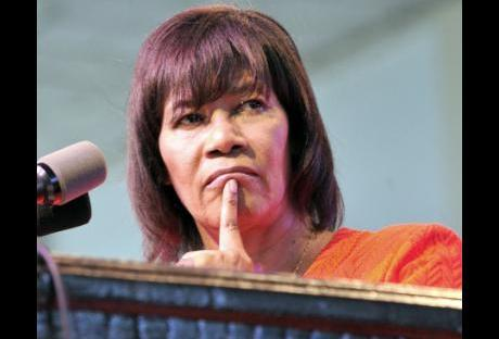 PNP's Portia Simpson led, 2016 Spokesperson Council
