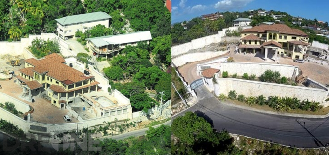 Andrew-Holness House in Beverly Hills Jamaica