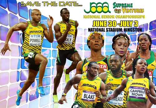 JAAA Supreme Venures National Senior Championships, Olympic Trials