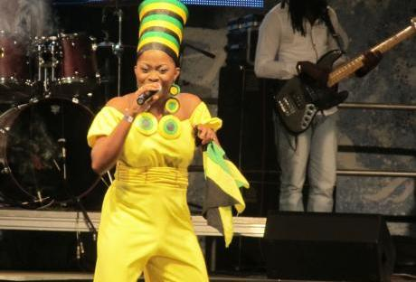 Jamaica Festival song 2015