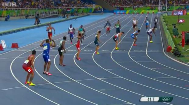 4x400m Relay Men Final.28