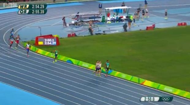 4x400m Relay Men Final.36