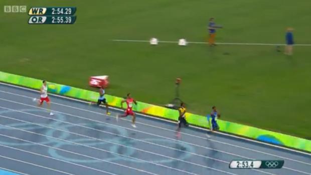 4x400m Relay Men Final.42