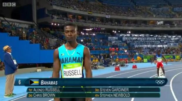 4x400m Relay Men Final0.15