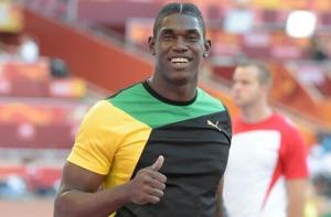 Fredrick Dacres of Jamaica