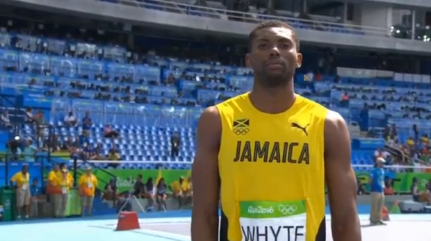 Men's 400m Hurdles Final.09