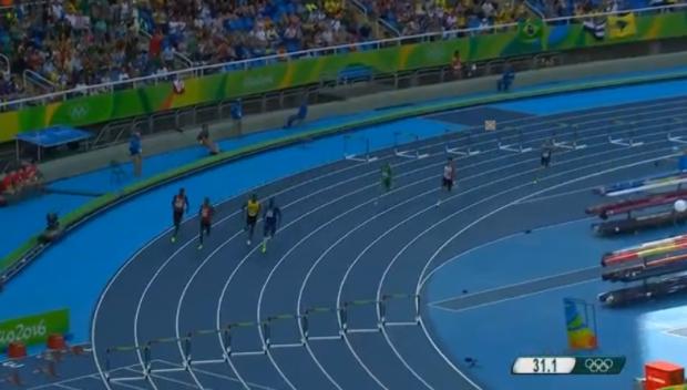 Men's 400m Hurdles Final.20