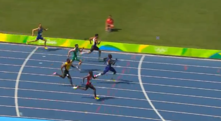 Men's 400m Hurdles Final9.28