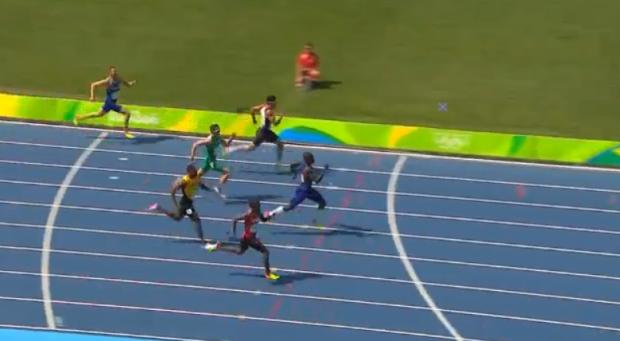 Men's 400m Hurdles Final9.28