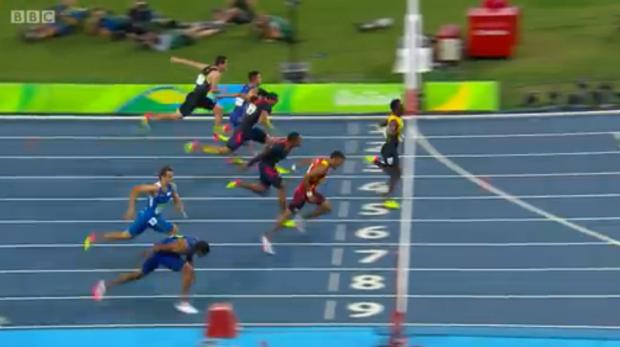Omar McLeod History Making Victory In Men's 110m Hurdles Finals.56 (2)