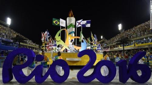 Rio-2016 olympics jamaican athletes schedule