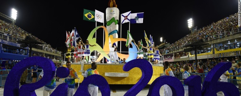 Rio-2016 olympics jamaican athletes schedule