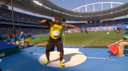Rio 2016 Olympics Results Of The Shot Put, O'Richards Qualifies For Finals