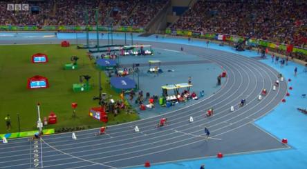 Rio 2016 Olympics Van Niekerk Of South Africa Blew Away Kirani James & LaShawn Merritt With 400m World Record 35