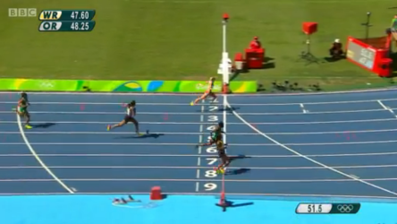 Shericka Jackson Qualifies For Semi Finals Of Women's 400m