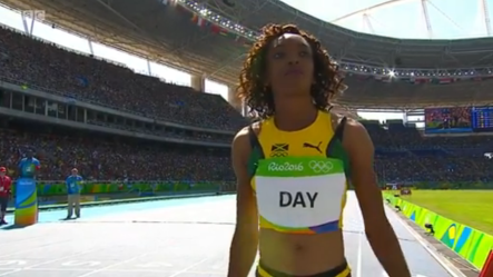 Christine Day Qualifies For Semi Finals Of Women's 400m