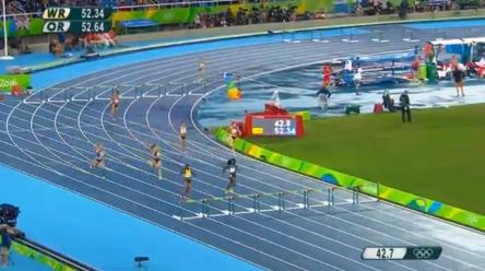 Leah Nugent at rio olympics