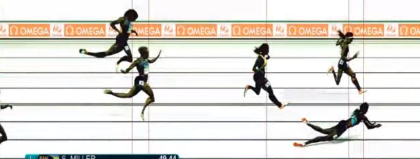 Rio 2016 Olympics: Shaunae Miller Denies Allison felix Gold In Women's 400m Finals