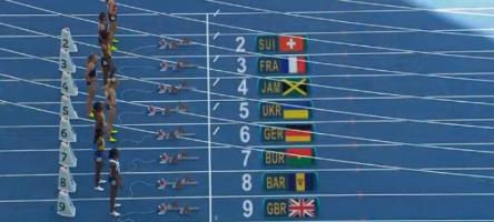 Nickiesha Wilson in womens 100m hurdles at rio 2016 olympics