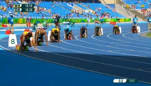 Rio 2016 Olympics: Yohan Blake, Nickel Ashmeade and Usain Bolt Moves On To 200m Semi Finals ...
