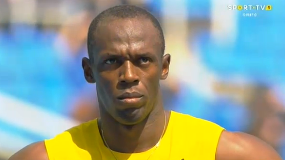 usain bolt in mens 200m at the rio 2016 olympics