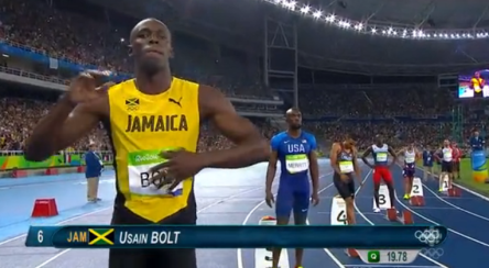 Rio 2016 Olympics: Jamaica's Usain Bolt Double Olympic Champion of 100m & 200m