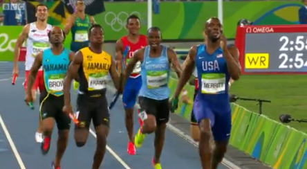 Rio 2016 Olympics: Photo Highlights & Results Of The 4x400m Relay Men Final