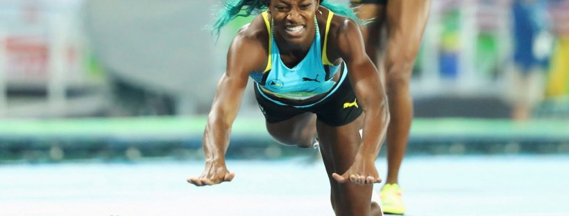 Rio 2016 Olympics: Photo Highlights Of Shaunae Miller From Bahamas Winning Women's 400m Finals