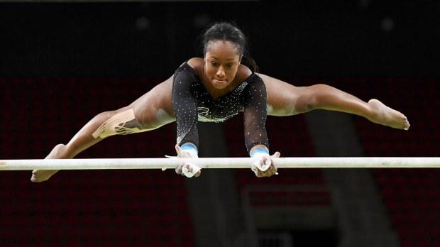 toni ann williams at rio 2016 olympics