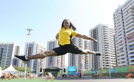 Toni Ann Williams in rio 2016 olympics