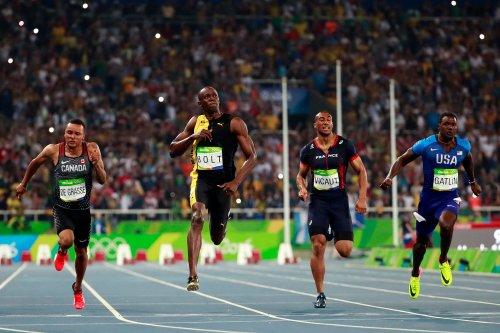 Rio 2016 Olympics: Usain Bolt Three Time 100m Olympic Champion