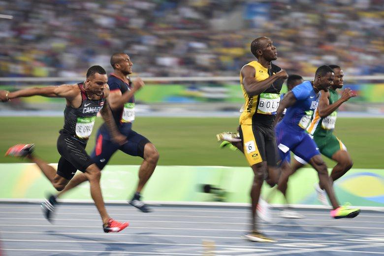 Rio 2016 Olympics: Photo Highlights of Usain Bolt's 100m ...