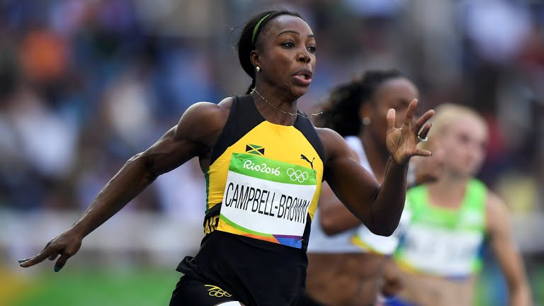 veronica campbell brown out of the rio 2016 olympics 200m semi finals