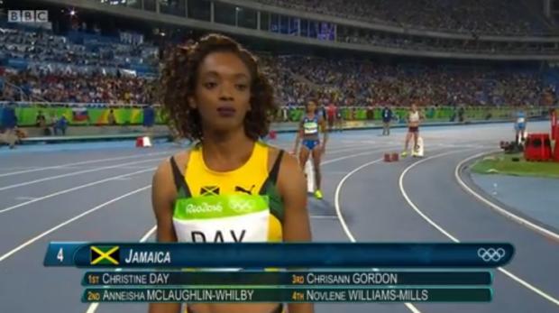 women 4x400m 1.52