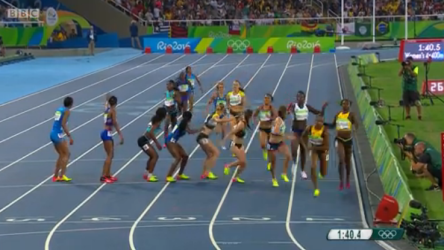 women 4x400m 4.52