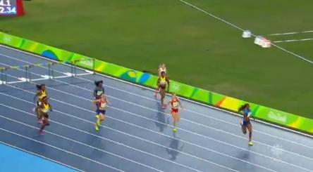 Women's 400m Hurdles Final (3)