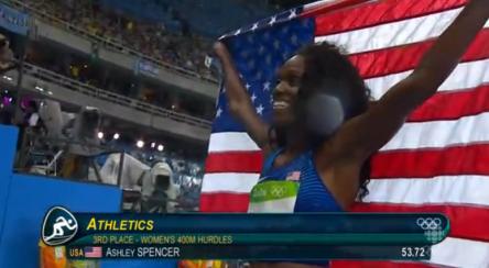 Women's 400m Hurdles Final19