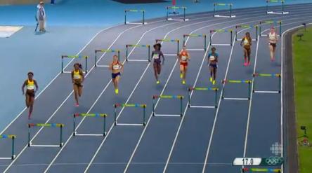 Women's 400m Hurdles Final38