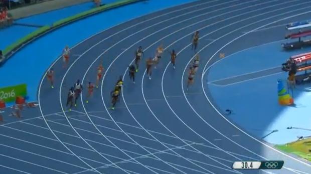 Women's 4x100m Relay Round 1.38