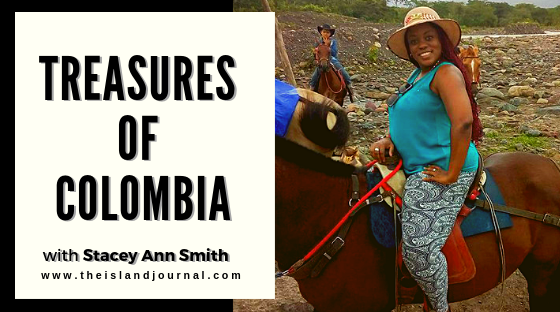 treasures of colombia with stacey ann smith