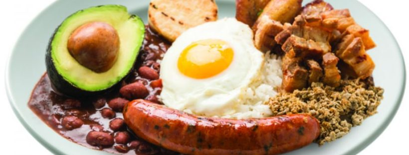 Treasures of Colombia: Bandeja Paisa (Colombian Street Food)