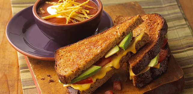 Sandwich Tostado