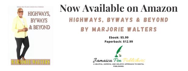 marjorie walters book on amazon