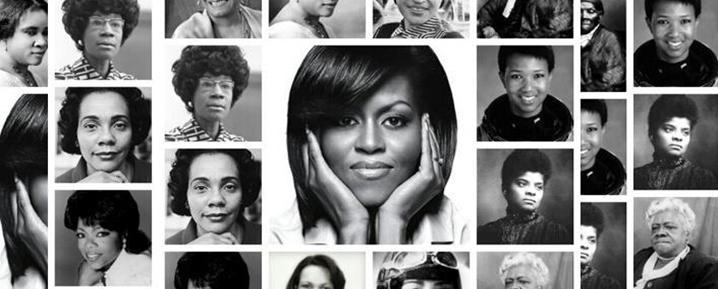 Black Women's History Month banner