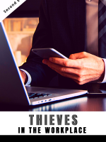 thieves in the workplace handbook by denise fyffe book cover